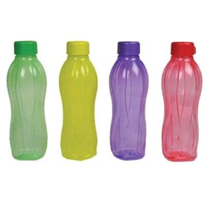 Tupperware Aquasafe Set Of 4 Water Bottles (500 Ml)