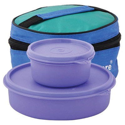 Tupperware Classic Lunch Box Set