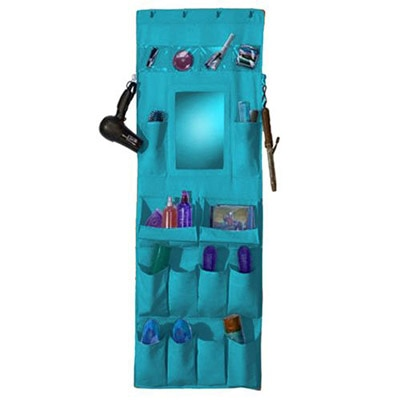 Goodkarma Blue Fashionable Multi Purpose Cosmetic Organizer
