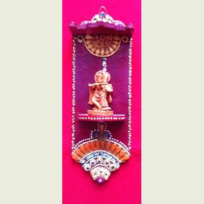 Gungun Creations Radha Krishna Temple