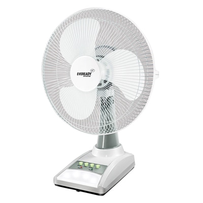 Eveready 14 Inch Rf03 Rechargeable Table Fan