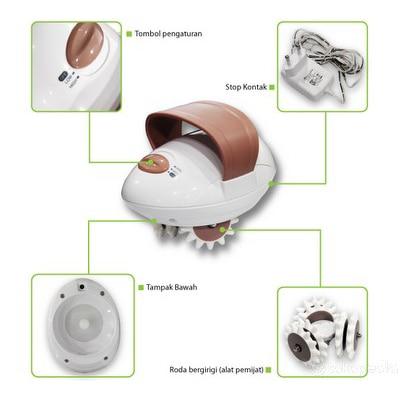 Qubeplex Body Slimmer Anti Cellulite Control System