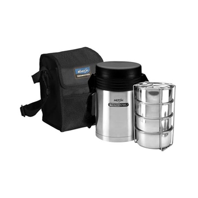 Milton Thermosteel Tuscany Tiffin 4 Containers