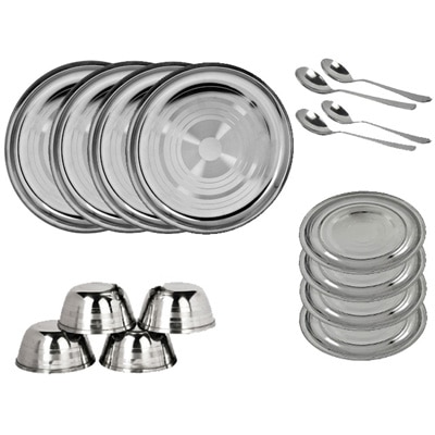 Gold Luck 16 Pcs Dinner Set - 3118220