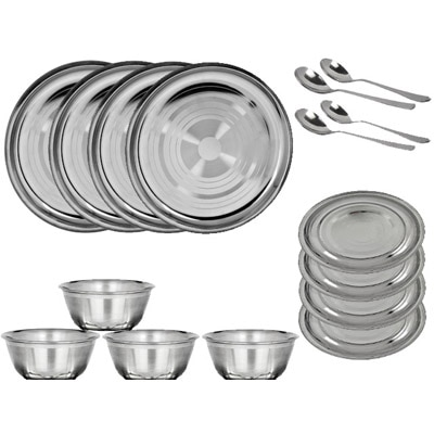 Gold Luck 16 Pcs Dinner Set - 3118222
