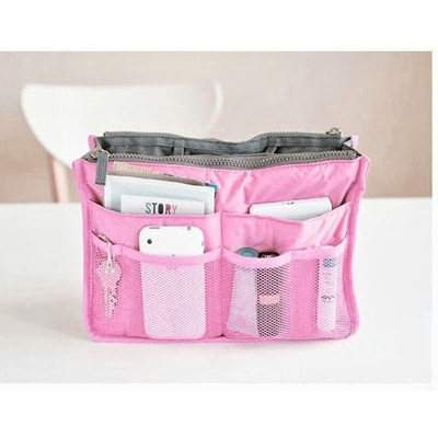 Switchon Multi Purpose Handbag Organizer With Pockets
