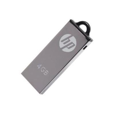 HP V 220 W 4 GB Pen Drive (Grey)