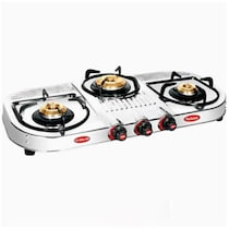 Padmini 3 Burner Gas Stove