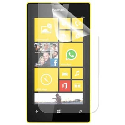 IAccy Ultra Clear Screen Protector For Nokia Lumia 520