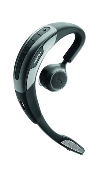 Jabra Motion In-the-ear Bluetooth Headset (Black)