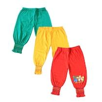 Indirang Pack Of 3 Assorted Cotton Pajamas