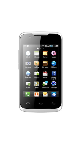 Karbonn A5 Turbo (White)