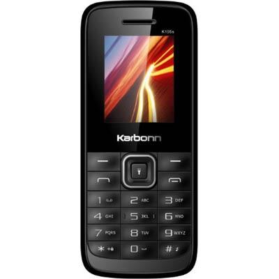 Karbonn K105s Dual Sim Mobile Phone
