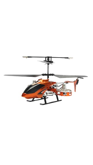 Flyer's Bay 4 Channel RC Avatar Fighter Helicopter - (Assorted Colors)