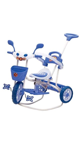 Bajaj Blue Adventure Plus Tricycle