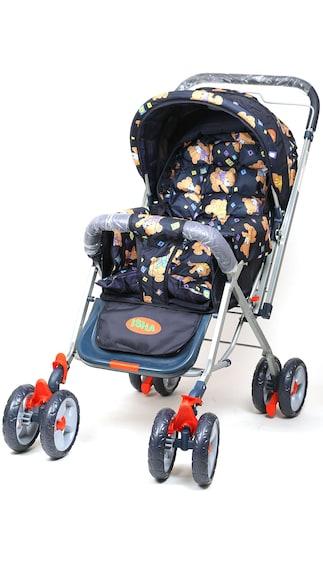 Dealbindaas Pram Stroller Foldable