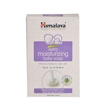 Himalaya Extra Moisturizing Baby Soap - 75Gm-Set Of 3