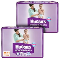 Huggies Wonder Pants 48 Pieces (Pack Of 2)
