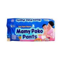 Mamy Poko Pant Style Diapers (Size-Xl)