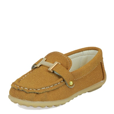 Small Toes Yellow Casual Shoes