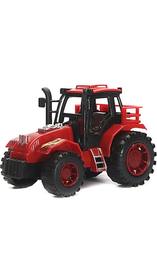 Toyzstation Farm Tractor Friction Powered (Assorted Colors)