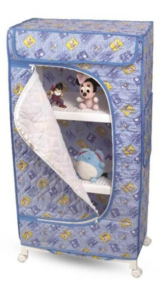 Bajaj Baby Toy Box Almirah