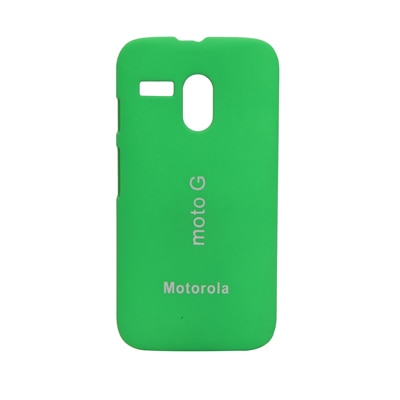 KolorEdge Motorola Back Cover For Motorola Moto G - Green