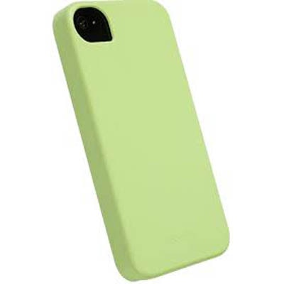 Bio Cover Light Green For Apple Iph4/4s (Green)