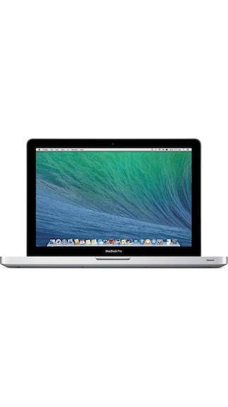 Apple MacBook Pro MD101HN/A Laptop (Core i5 (3rd Gen)/4 GB DDR3/500 GB HDD/33.02 cm (13)/Mac OS X Lion) (Silver)