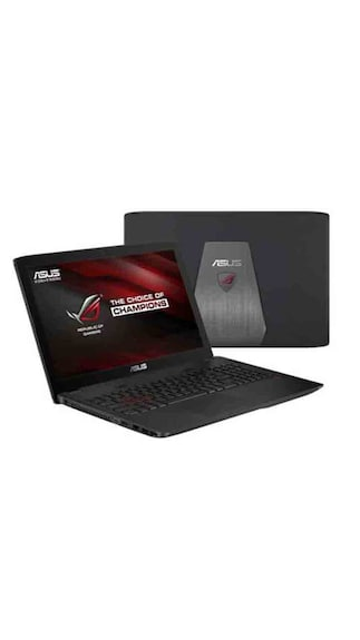 Asus ROG GL552JX-DM291D (Core i7 (4th Gen 4750HQ)/4 GB/1 TB/39.62 cm (15.6)Full HD/DOS/4 GB NViDiA GTX 950M) (Black)