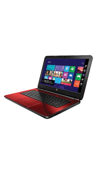 HP 14-R212TX Laptop (Core i5 (5th Gen)/4 GB/500 GB/35.56 cm (14)/DOS/2 GB Graphics) (Red)
