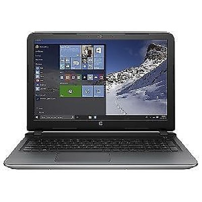 HP 15-ac110tx (Core i7 (5th Gen)/4 GB/1 TB/39.62 cm (15.6)/DOS/2 GB Graphics) (Turbo Silver)