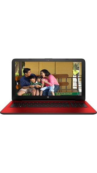 HP 15-ac125tx (N8M30PA) Laptop (Core i5 (5th Gen)/4 GB/1 TB/39.62 cm (15.6)/Windows 10/2 GB Graphics) (Flyer Red)