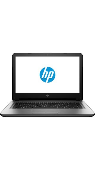 HP Notebook 14-AC108TU (P3C95PA#ACJ) (Core i3 (5th Gen) (4 GB/1 TB HDD/Windows 10) (Silver)