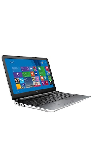 "HP Notebook 15-AU008TX (W6T21PA) (Core i7 (6th Gen)/16 GB/2TB/Window 10/39.6 cm (15"")/4 GB) (Silver)"