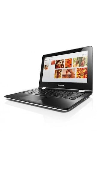 Lenovo Yoga 300 (80M0007KIN) (2 in 1) (4 GB/500 GB/29.46 cm (11.6)/Windows 10) (Black)