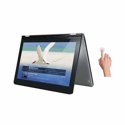 Lenovo Yoga 2 13 (59-442014) Notebook (Core I5 (4th Gen)/4 GB/500 GB HDD + 8 GB SSHD/13.3/Windows 8.1/Touch) (Silver)