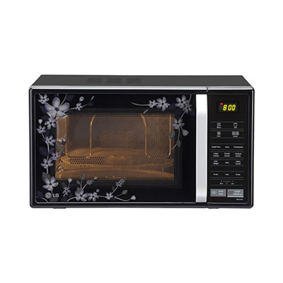 LG MC2144CP 21 L Convection Oven (Floral Black) (Delivery In 48 Hours)