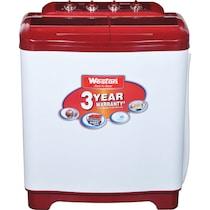 Weston WMI-805 Semi Automatic Top Loading 8.5 Kg Washing Machine