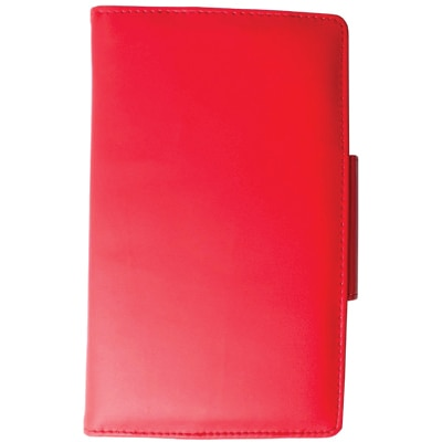 Leaf Attire Mini Pouch For Universal 7 Inches Tablet (Red)