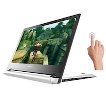 Lenovo Flex (59-429730) Notebook (4th Gen Intel Core i3/4GB RAM/500GB HDD+8GB SSD/14 Inches Touchscreen/Windows 8.1/2 GB Graphics) (Grey)