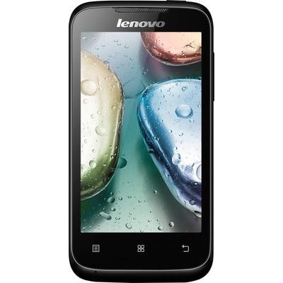 Lenovo A369i Dual SIM Phone (Black)