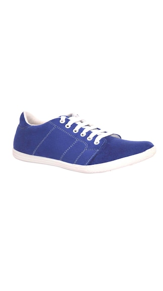 Marco Ferro Royal Blue Casual Shoes (Size-10)