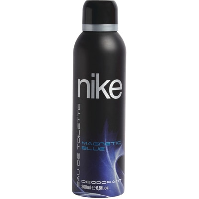 Nike Deodorant - Nike Magnetic Blue Deodorant For Men - 200 Ml