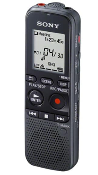 Sony ICD-PX333 Voice Recorder (Black)