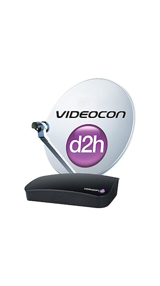 Videocon SD DTH 1 Month South Silver Sports Pack