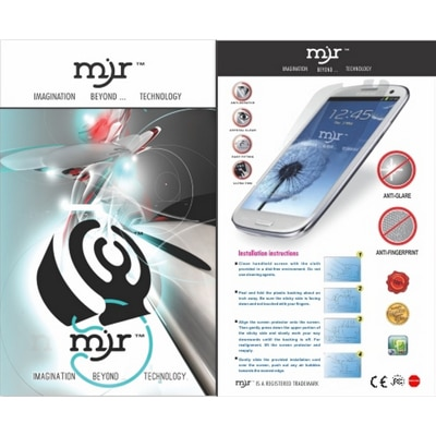 MJR Screen Guard for Micromax Canvas VIVA/ A72