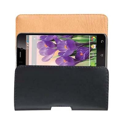 Acm Pouch For Lava Iris Pro 30+ Plus (Black)