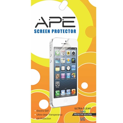 APE Clear Screen Protector For Micromax 110