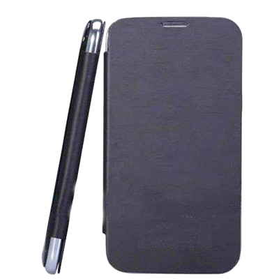 APE Flip Cover For Samsung Galaxy S Duos-7562 (Black)